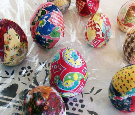 Traditional Egg Decorating | City of Blue Island